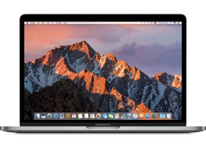 Ноутбук Apple MACBOOK PRO 13 WITH RETINA DISPLAY MID 2017 SILVER MPXR2