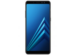 Смартфон Samsung Galaxy A8+ Black (2018)