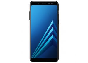 Смартфон Samsung Galaxy A8 Black (2018)