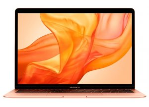 "Apple MacBook Air 13"" Dual Core i3 1,1 ГГц, 8 ГБ, 256 ГБ SSD, золотой MWTL2RU/A"