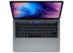 Ноутбук Apple MacBook Pro 13 with Retina display and Touch Bar Mid 2019 (Intel Core i5 1400 Mhz, 8Gb, 256Gb SSD, Iris 645) MUHP2RU/A Space Gray