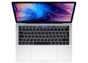 Ноутбук Apple MacBook Pro 13 with Retina display and Touch Bar Mid 2019 (Intel Core i5 1400 Mhz, 8Gb, 256Gb SSD, Iris 645) MUHR2RU/A Серебристый
